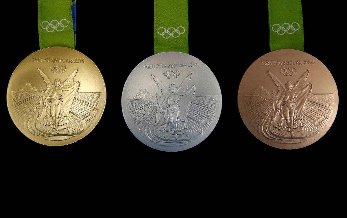 Making Rio Medals21
